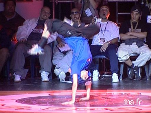 Breakdance competition, hip-hop battle