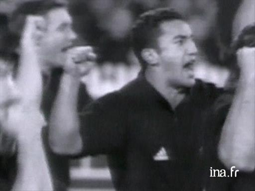 The history of the haka performed by the All Blacks