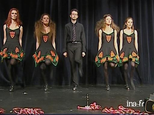 Caux Sport: Irish tap-dancing