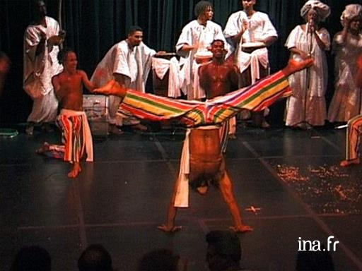 Lyon, one city's two-step and a troupe from Salvador de Bahia