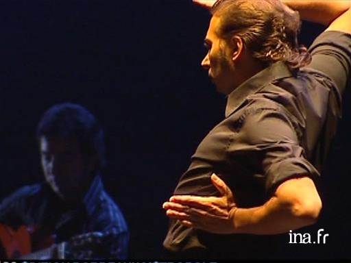 MIRA Live Visual Arts Festival - Barcelona, flamenco with Israel Galván