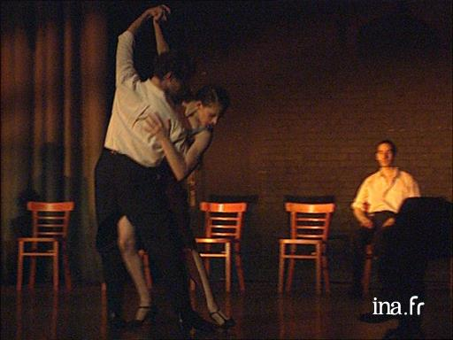 The age of tango, tango classes, interview with fans of tango