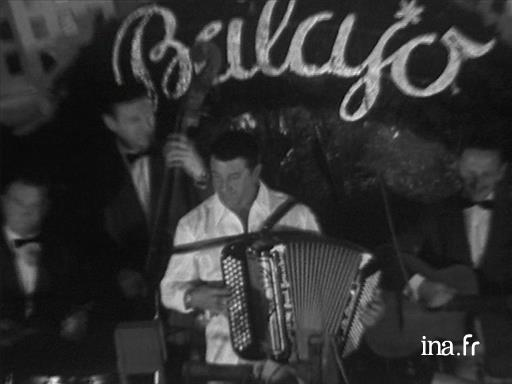 History of the bals musette (dances with accordion music)