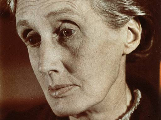 Gisèle Freund, <i>Virginia Woolf</i>, Londres, 1939, Tirage, 1991