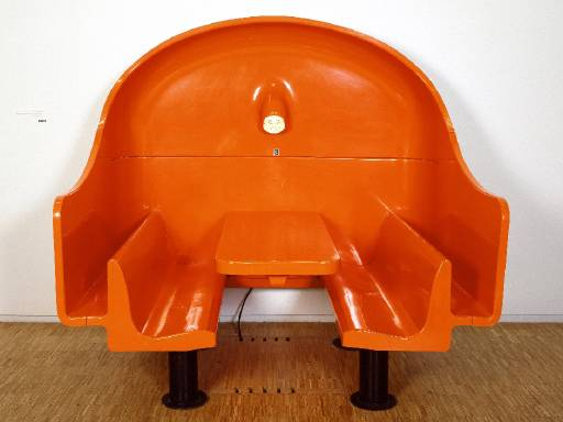Annie Tribel, <i>Table-banquette</i>, 1968