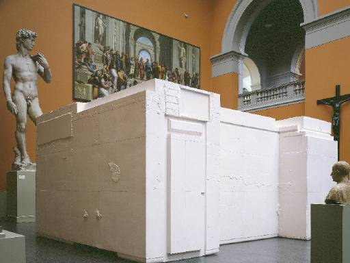 Rachel Whiteread, <i>Untitled (Room 101)</i>, 2003