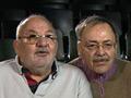 Alain Wendling et Kimon Dimitriadis
