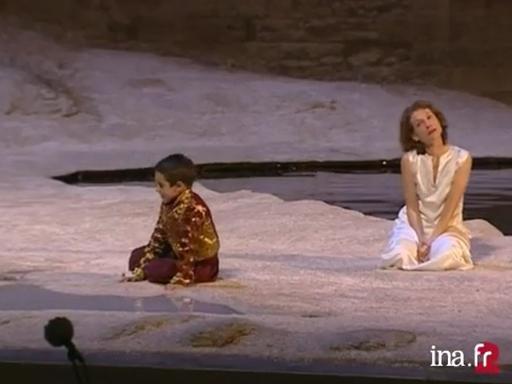 <i>Médée</i> d'Euripide, mis en scène par Jacques Lassalle à Avignon