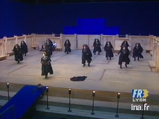 <i>Les Atrides</i>, mis en scène par Ariane Mnouchkine