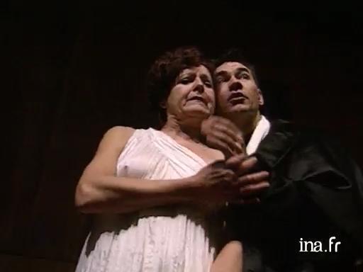 <i>La Machine infernale</i> de Cocteau, mis en scène par Pierre Meyrand