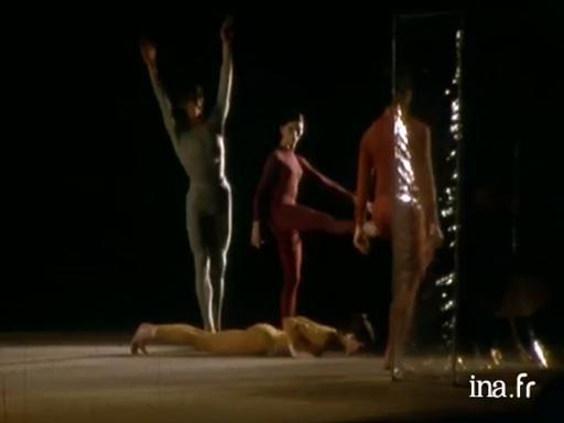 Merce Cunningham à Paris