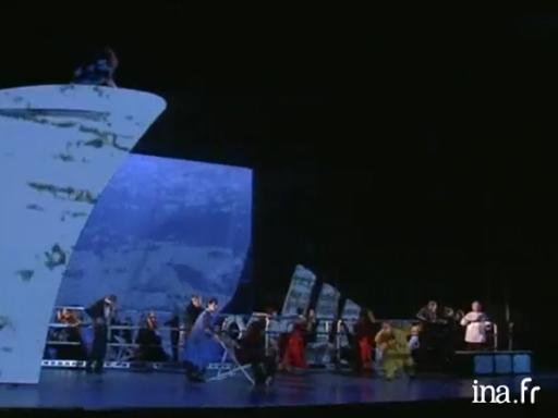 Grand Foyer Theatre Du Chatelet : En scènes le spectacle vivant vidéo la création