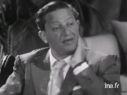 Interview with Jules Dassin