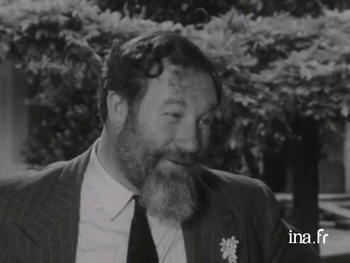 Interview with an atypical actor: James Robertson Justice