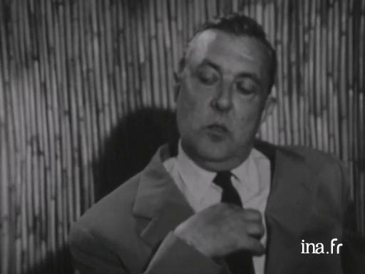 Jacques Tati on the subject of <i>My Uncle</i>
