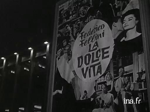 Dolce Vita night at the 1960 Festival