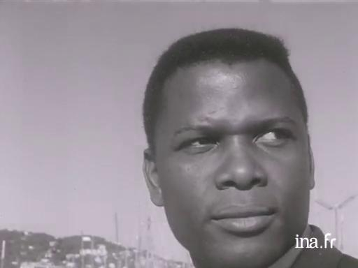 Sidney Poitier à propos de la question raciale