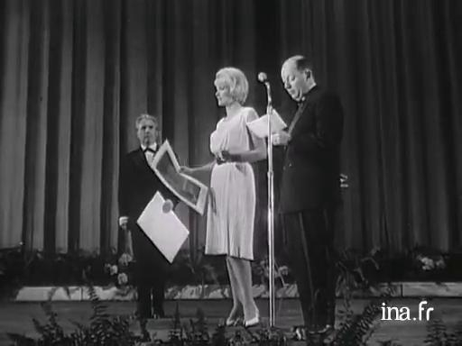 Opening of the 1962 festival