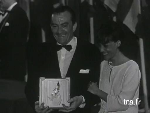 List of award-winners at the 1963 Cannes Festival