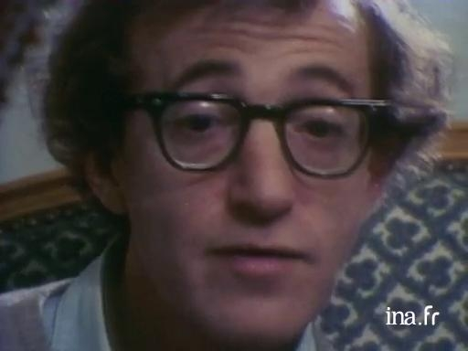 Woody Allen at the 1979 Festival