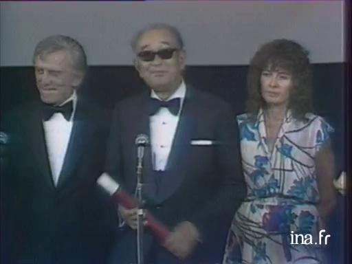 Joint Palme d'Or to Akira Kurosawa and Bob Fosse