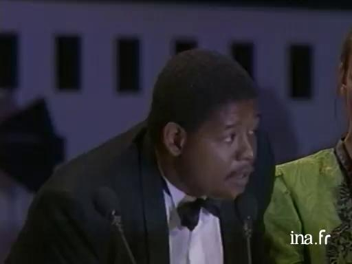 Forest Whitaker, prix d'interprétation masculine en 1988