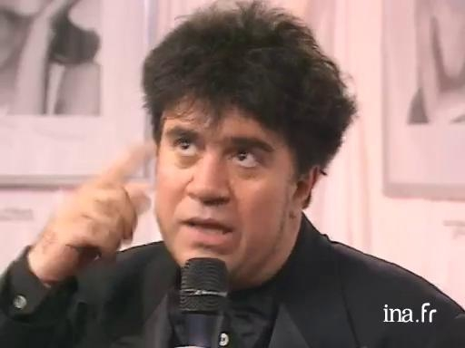 Pedro Almodovar, Best Director award for <i>All About My Mother</i>