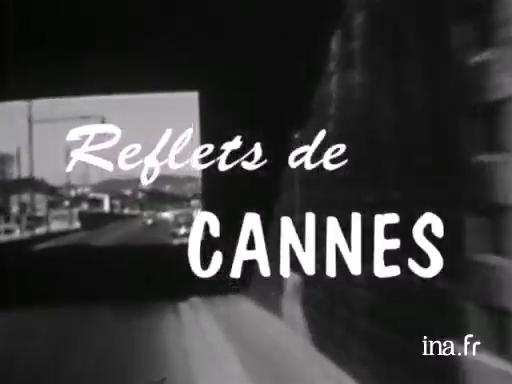 Atmosphere at the 1962 Cannes Festival