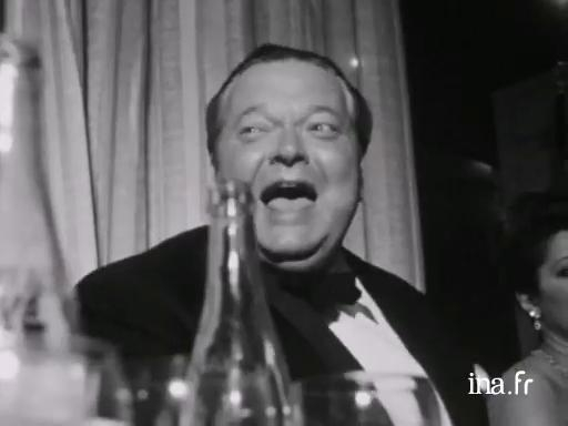 Chronicles of Cannes: Sammy Davis Jr, Orson Welles, Bourvil-De Funès, Jeanne Moreau