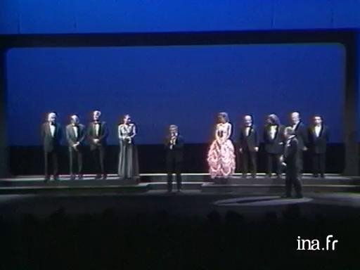 Opening of the 1988 Cannes Festival