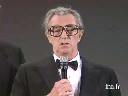 Robert Mitchum opens the 1991 Festival