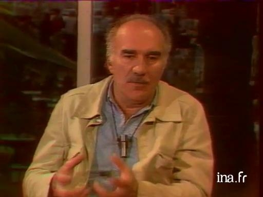Michel Piccoli talks about his role in <i>Leap into the Void</i>