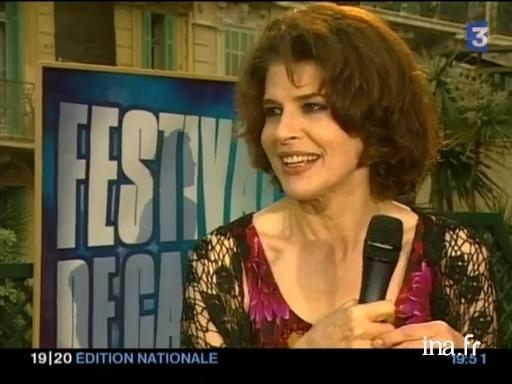 Interview with Fanny Ardant