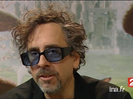 Tim Burton, president of the jury