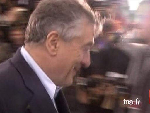 Robert de Niro, president of the 64th Cannes Film Festival