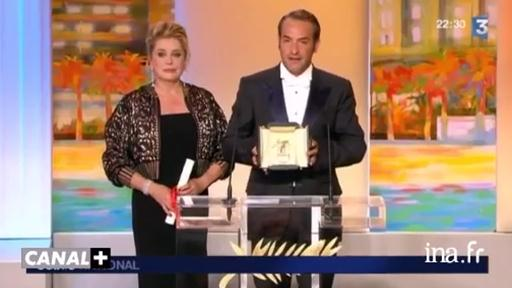 64th Cannes film festival awards and prizes