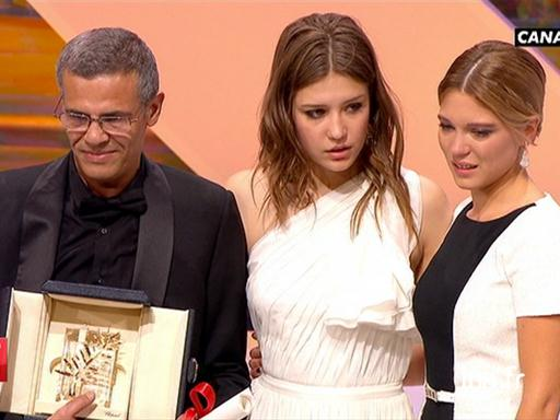66th Cannes film festival awards and prizes