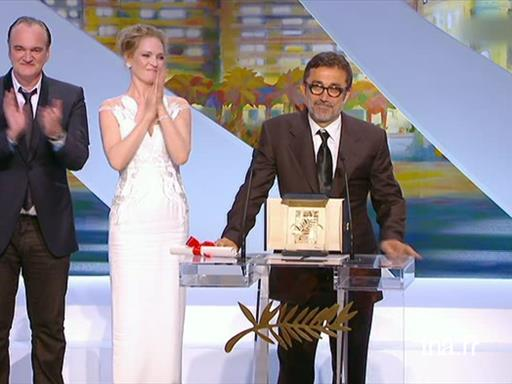The winners of the 67th Cannes Festival