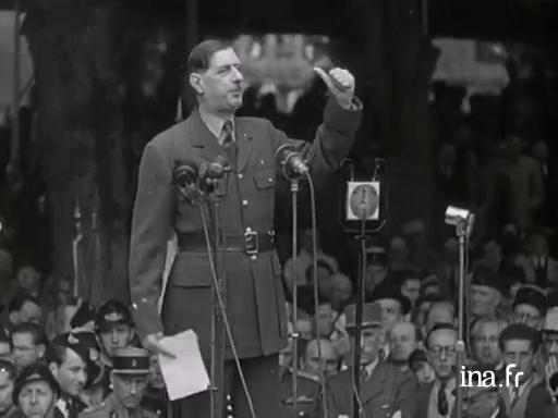 Dissertation Discours De Bayeux 1946
