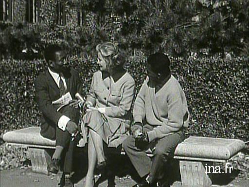Indépendances - Les étudiants africains à Paris au début des années 1960 427cdb1c9bdb