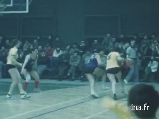 Empreintes landaises mont de marsan coupe d 39 europe de basket ball f minin 1976 - Coupe d europe de basket feminin ...