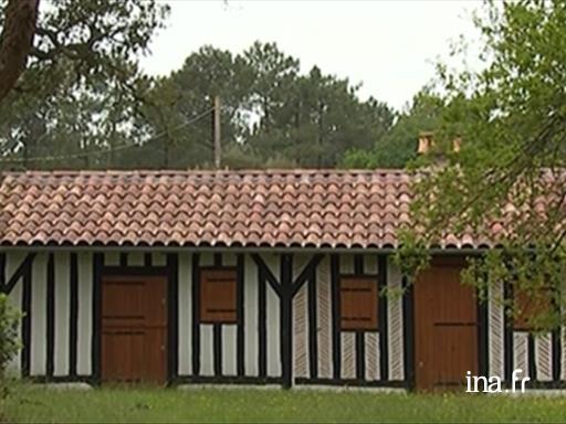 Empreintes landaises - Habitat traditionel : les maisons landaises