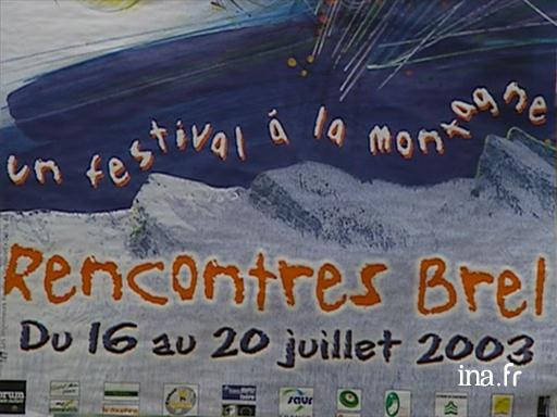 Rencontres brel festival