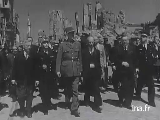 Le Général de Gaulle en Bretagne