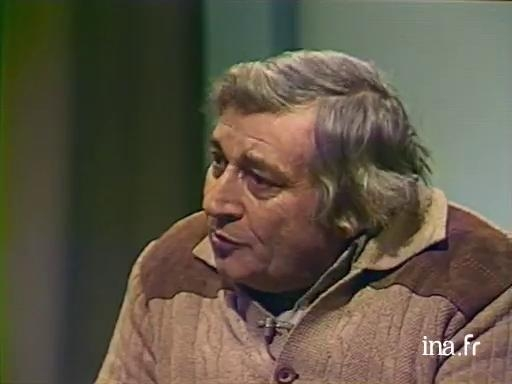 Bernard Lambert, porte-parole du syndicat des Travailleurs Paysans