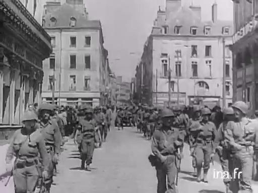 Les Alliés à Rennes |
