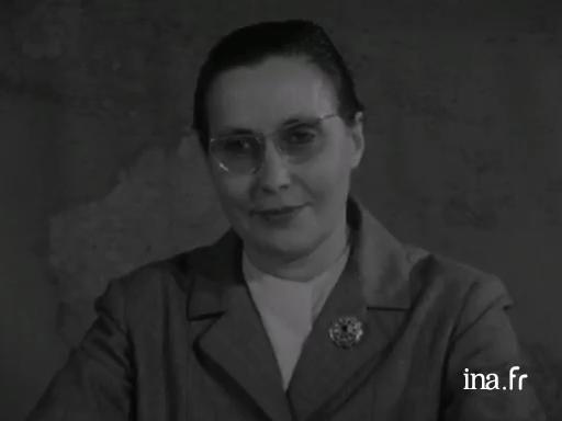 La députée Marie-Madeleine Dienesch |
