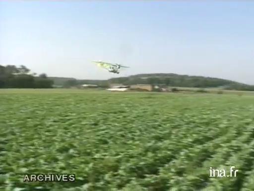 L'utilisation des pesticides en Bretagne |