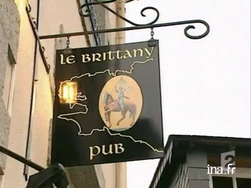 Les Britanniques en Bretagne |