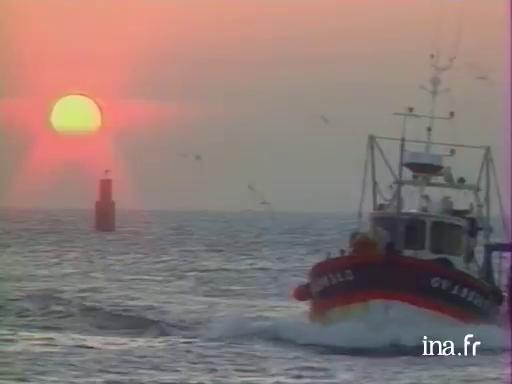 Les problèmes de la pêche en Pays bigouden |